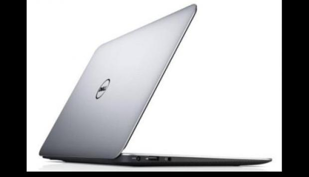 El ultrabook de Dell es el competidor directo de la MacBook Air de Apple (Foto: Internet)