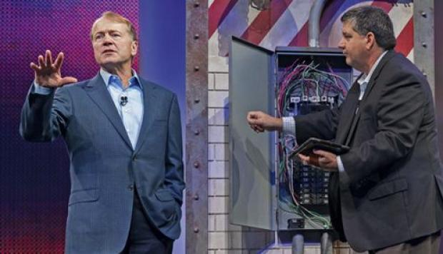 John Chambers, CEO global de Cisco