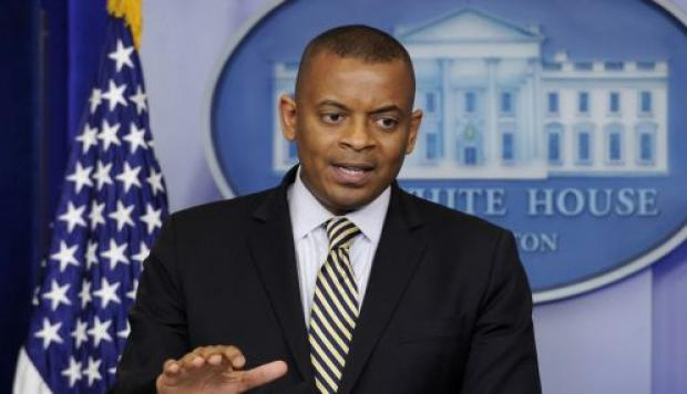 Anthony Foxx, secretario de Transporte de Estados Unidos. (AFP)