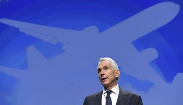 Tony Tyler, director general y CEO de IATA. (Foto: Reuters)