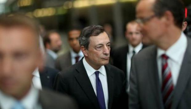 Mario Draghi, presidente del BCE. (Foto: Getty Images)