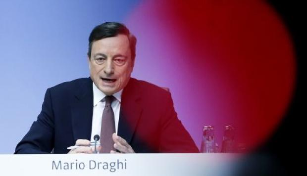Mario Draghi, presidente del Banco Central Europeo. (Foto: AP)