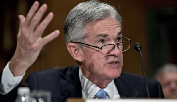 Jerome Powell. (Foto: Bloomberg)