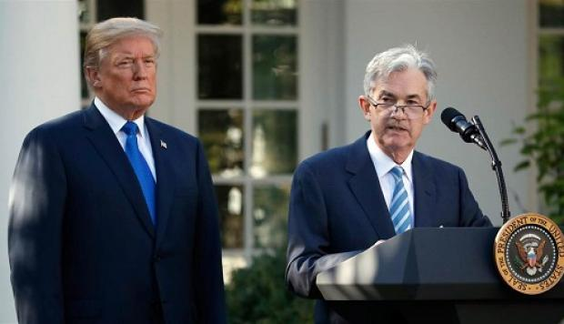 Trump nomina a Jerome Powell para conducir la Reserva Federal de Estados Unidos