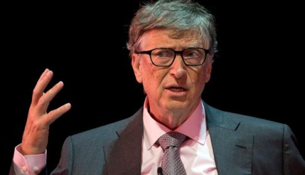 Bill Gates. (Foto: AFP)