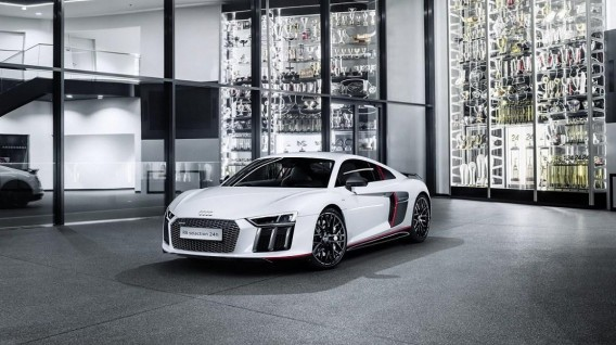 El superdeportivo Audi R8 Coupe V10 Plus Selection 24h Edition