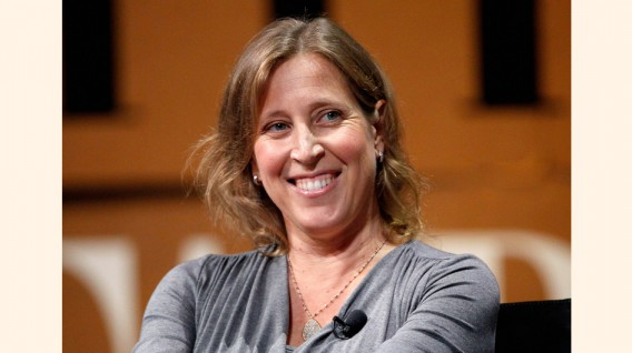 Susan Wojcicki, CEO de YouTube (Foto: Getty)