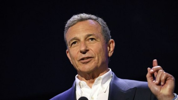 Bob Iger, CEO de Disney.