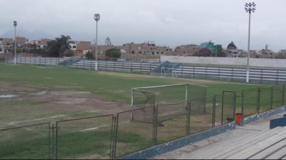Estadio Unión.