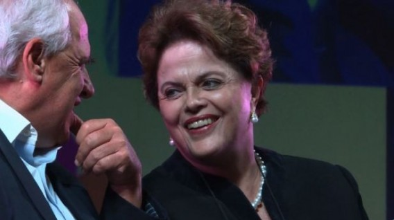 Dilma Rousseff (Foto: AFP).