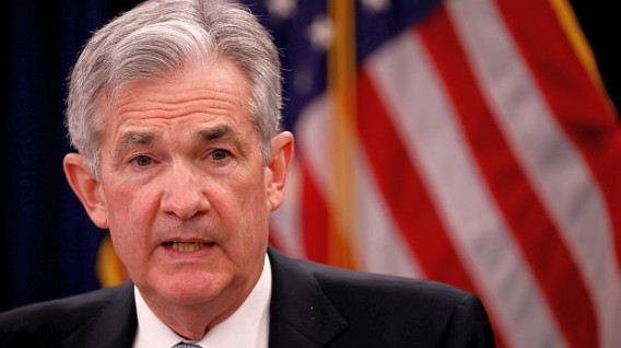 Jerome Powell, presidente de la FED. (Foto: Reuters)