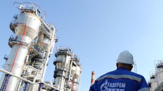 Gazprom (Foto: FinancialTribune).