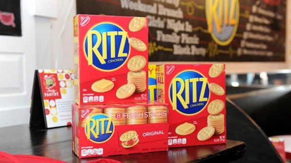 Galletas Ritz