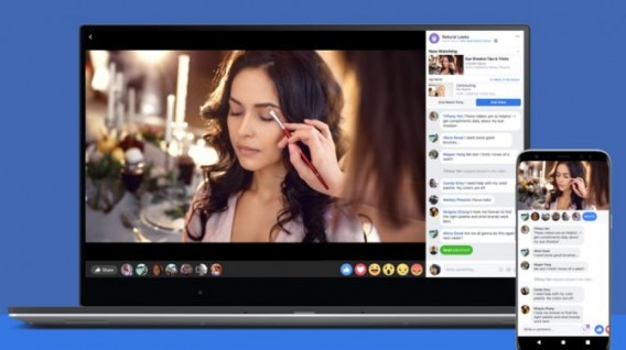 Facebook presenta y lanza la función Watch Party