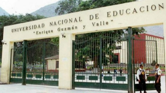 Universidad La Cantuta.