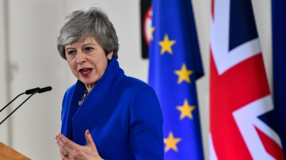Reino Unido, Brexit, Theresa May