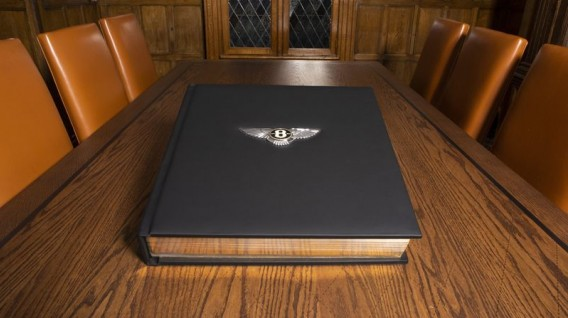 Bentley Centenary Opus 100 Carat Edition