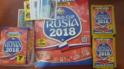 Indecopi suspende venta del álbum World Cup Rusia 2018 de 3 Reyes