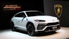 Huansu Auto anunció su copia 'made in China' del Lamborghini Urus
