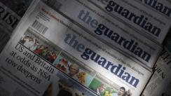Gran Bretaña pide a The Guardian que destruya datos