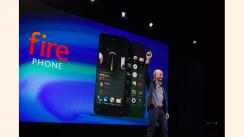 Amazon presentó su Fire Phone para competir con Galaxy y iPhone