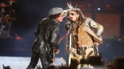 Aerosmith retumbó el Estadio Nacional en gira de despedida