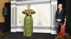 Grammy Awards: Adele arrasó con cinco premios