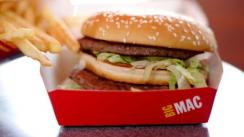 McDonald's supera declive en sector gracias a cambios de Big Mac