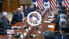 Donald Trump califica a Corea del Norte de