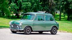 Legendario Mini Cooper S DeVille de Paul McCartney se subasta