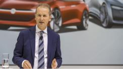CEO de VW: Costo de autos eléctricos es mayor de lo previsto