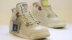 Las zapatillas Air Jordans de Super Mario Land que cuestan US$ 1,350