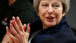 Theresa May, una política perseverante que sigue luchando