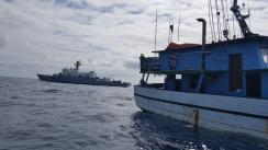 Armada chilena captura barco peruano en zona exclusiva de su mar