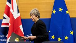 Theresa May solicitará a la Unión Europea un retraso para el Brexit