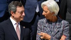 ¿Máximo intercambio laboral entre Lagarde y Draghi?