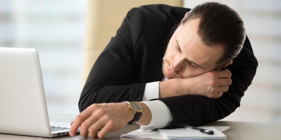 Companies can lay off workers who fall asleep during the