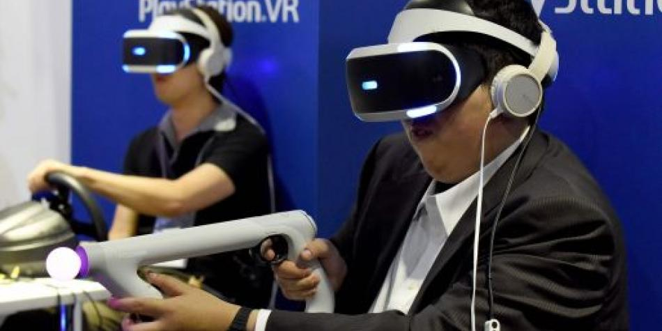Sony lanzará mañana su casco de realidad virtual PlayStation VR