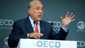 Angel Gurria, secretario general de la OCDE. (Foto: AFP)