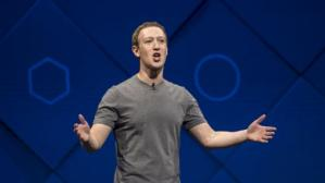 Mark Zuckerberg, CEO de Facebook Inc.