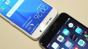 Samsung vs. Apple: El costo de fabricar un Galaxy S6 Edge supera al de iPhone 6 Plus