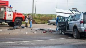 Accidentes en carreteras