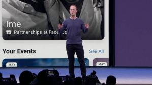 Mark Zuckerberg, CEO de Facebook (Foto: AFP).