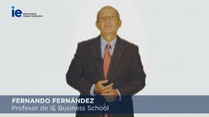 Fernando Fernández, profesor del IE Business School