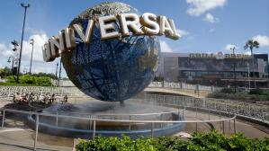 Universal Studios City Walk in Orlando