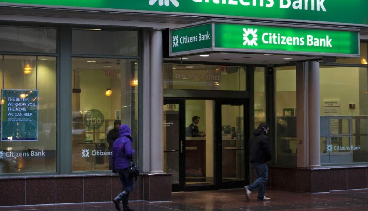 2. Citizens Financial Group. La OPI del banco alcanzó una recaudación de US$3,461.5 millones. (Foto: Bloomberg)