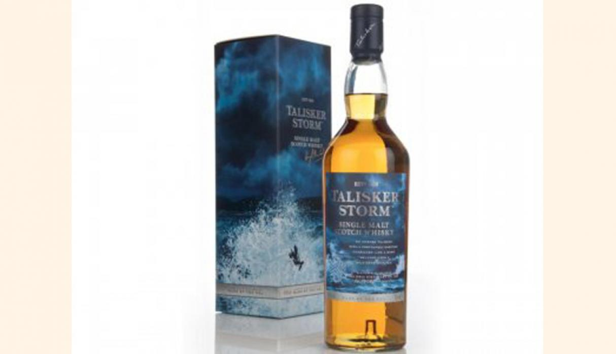 Mejor Single Malt Scotch (Islas) – Talisker tormenta, precio US$ 58.83. (Foto: businessinsider)