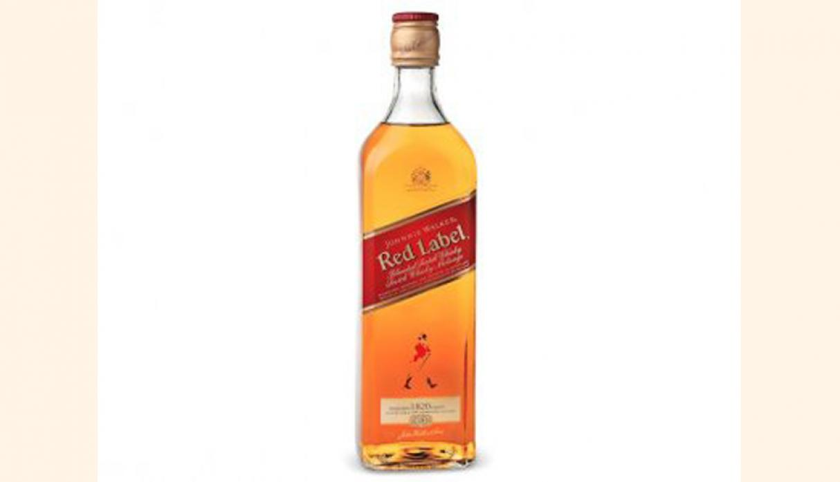 La mejor oferta Scotch * (menos de $ 30) – Johnnie Walker Red Label, precio US$ 30. (Foto: businessinsider)