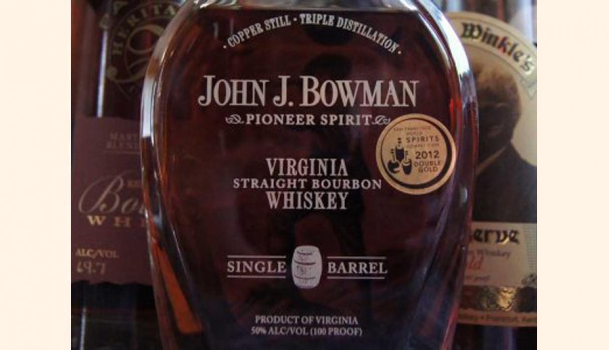 Mejor Single Barrel Bourbon – EH Taylor, Jr. Single Barrel, precio US$ 167. (Foto: businessinsider)