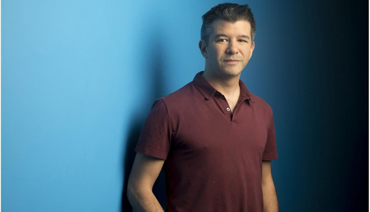 Travis Kalanick CEO de Uber, valor US$ 41.2 billones, Sector Transporte, Sede San Francisco, fundado 2009. (Foto: Getty)